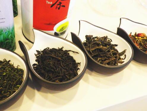 中国茶教室満員御礼