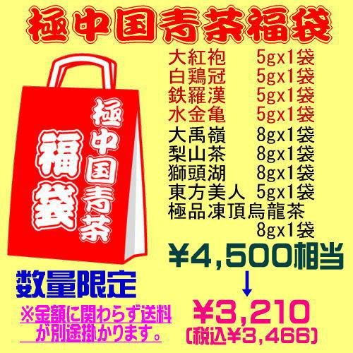 極中国青茶福袋