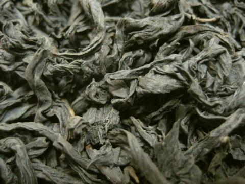 紅茶のように甘い香りの黒烏龍茶