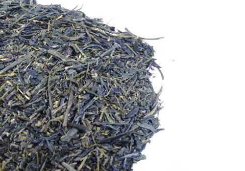 水出し緑茶の茶葉