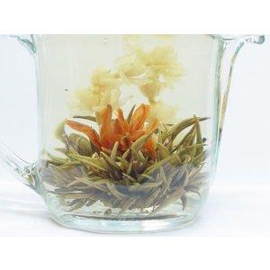 お花が開くお茶 工芸茶