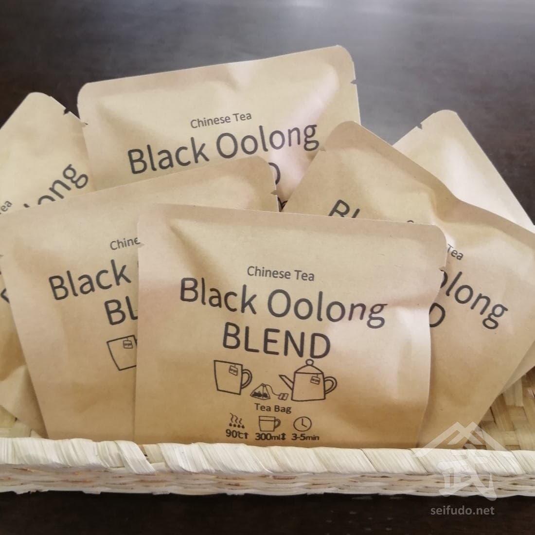 Black Ooolng BLEND 入荷しました